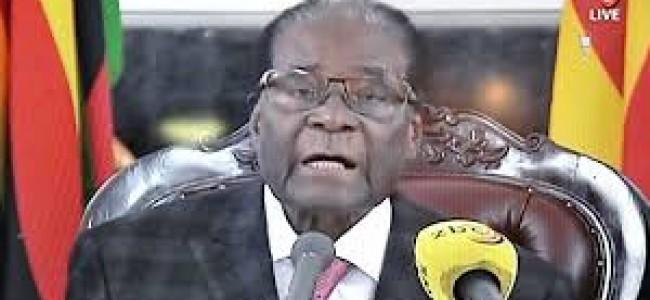 Zimbabwe crisis: Mugabe ignores party's deadline to quit