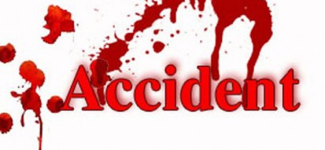 Two army soldiers reportedly injured after vehicle meets accident in Pulwama