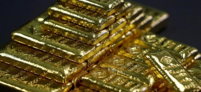 Gold heads for biggest quarterly gain since 2016 amid ongoing Covid-19 pandemic