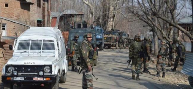 JCO among three army soldiers injured in Kulgam gunfight