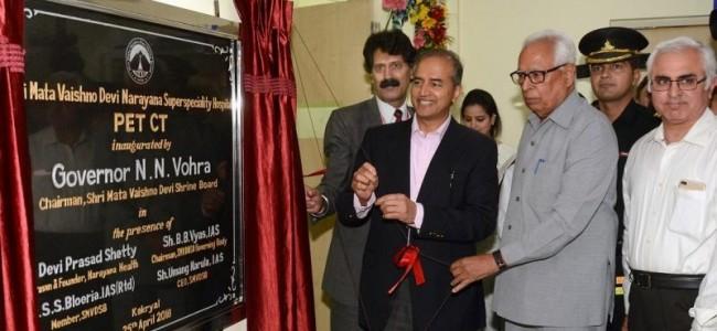 Shri Mata Vaishno Devi Narayana Superspeciality Hospital Kakryal celebrates its 2nd anniversary