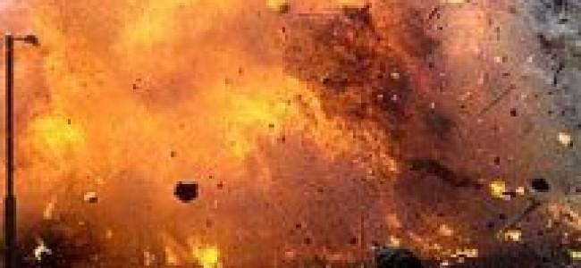 IED blast in Pulwama; CRPF man injured