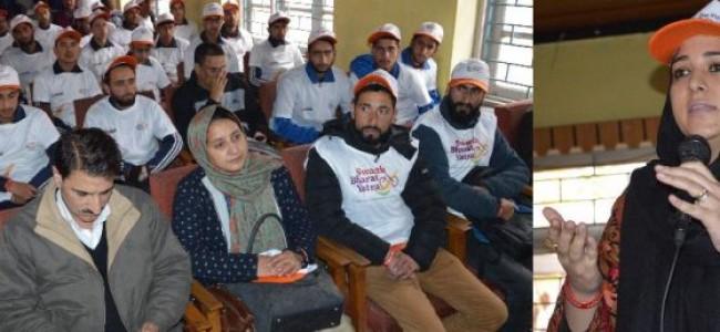 DDC Budgam inaugurates 'Eat Right India Movement' awareness camp