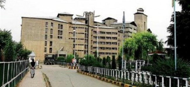 Corona: SKIMS cancels winter vacations of all faculty members