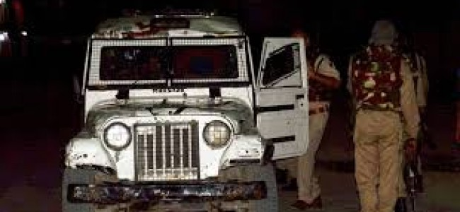 COVID: J&K Govt new measures, night curfew extended to all municipal, urban local body limits
