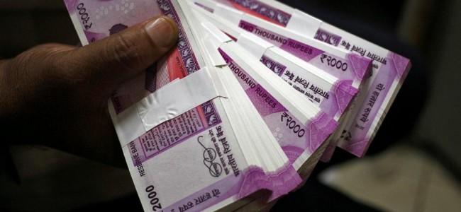 Rupee settles on flat note, up 2 paise at 74.62 against USD