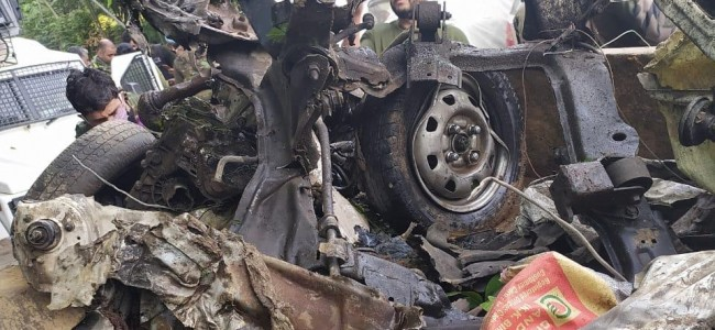Pulwama aborted Car Bomb Blast: Police Identifies Vehicle Owner
