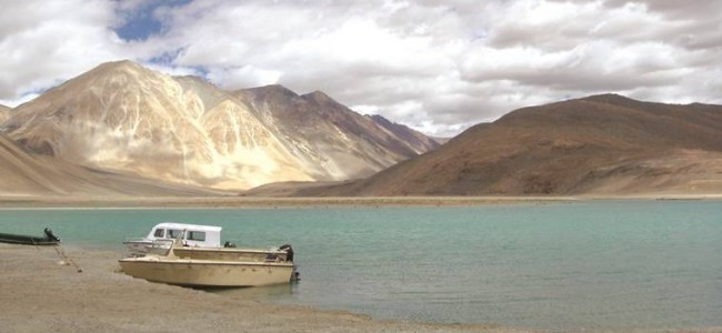 Amid Indo-China standoff Ladakh tourism department reopens Pangong Lake for tourists
