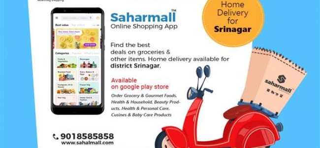 Ecommerce Portal brings smile on the faces of shoppers as it delivers essentials at their doorsteps