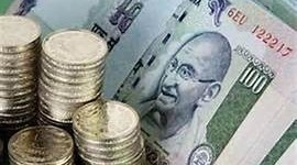 Rupee settles 14 paise higher at 75.62 against US dollar