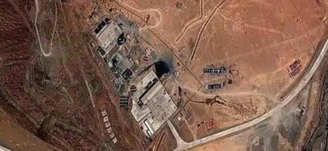 Satellite images capture China's PLA build-up in Ladakh
