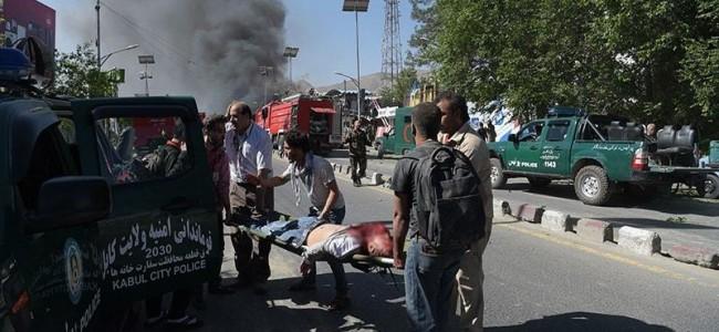 Roadside bomb kills nine civilians in southern Afghanistan