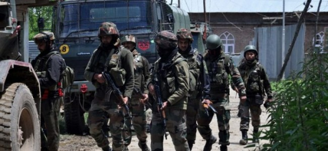 Two soldiers killed in Srinagar militant attack