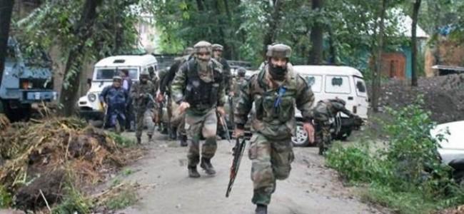 Militant killed in Anantnag gunfight, operation on: Police