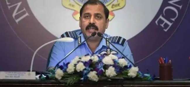 Air Chief Bhadauria: 'All efforts on to resolve LAC situation peacefully'