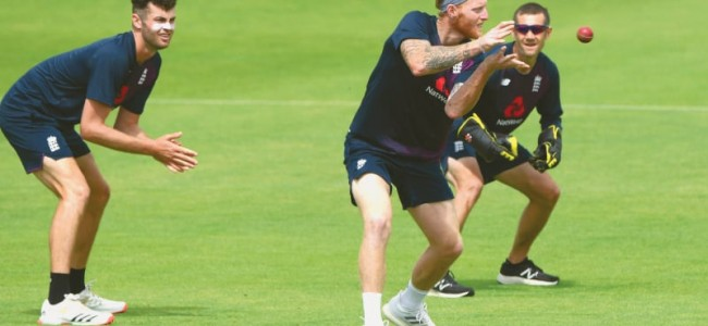 New era for cricket as England, WI clash in first Test