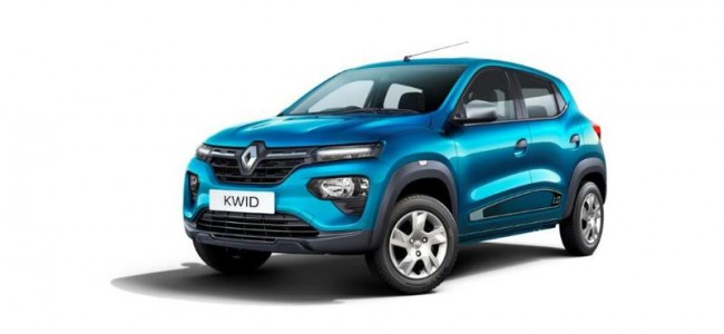 Renault Kwid RXL 1.0 launched at ₹4.16 lakh