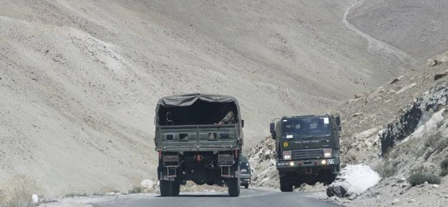 Military moves raise fears of escalation along LAC