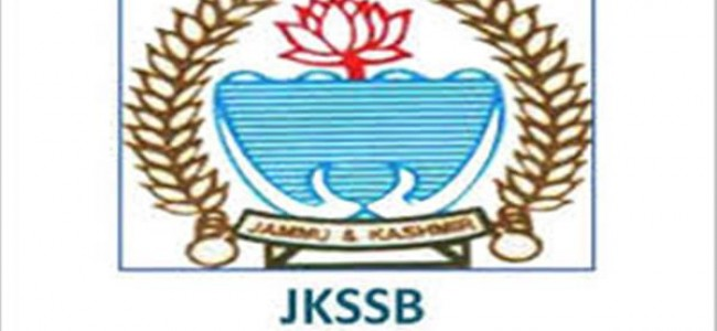 Class IV posts: JKSSB's Portal records 4,46,810 registrations; 2,31,630 candidates submit online application so far