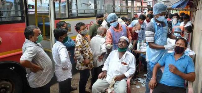 COVID-19 tally in India crosses 63-lakh mark