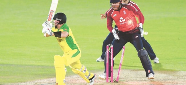 Australia regain top T20 spot from England after facile win