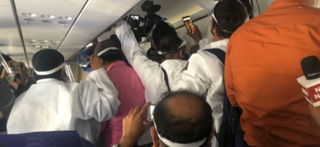 DGCA To Indigo: Take Action Against Media Personnel Who Violated Air Safety, Covid Norms On Kangana Flight