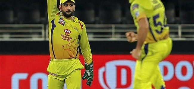 CSK intertwine the new with the old in rise back to the top