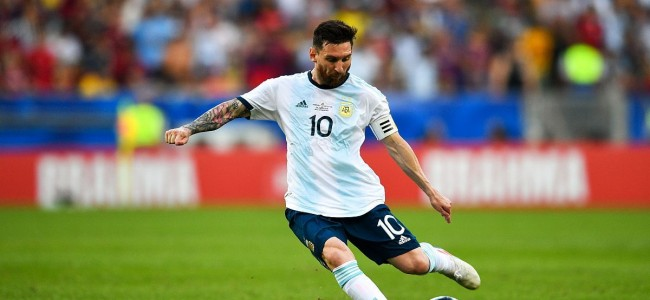 Lionel Messi denied as Argentina plays 1-1 draw with Paraguay in FIFA World Cup 2022 Qualifiers