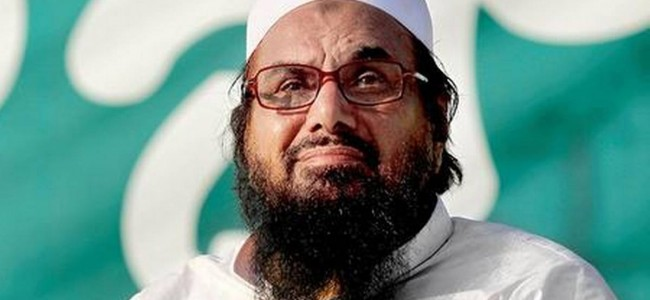 Hafiz Saeed Gets 10-Year Jail Term In 2 Cases