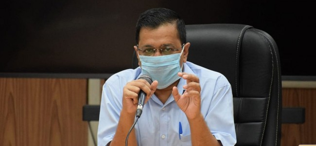 'This is absolutely wrong': Arvind Kejriwal over use of water cannons on protesting farmers