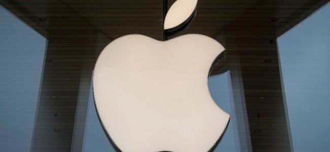 Thieves steal $6.6m of Apple products in UK truck heist