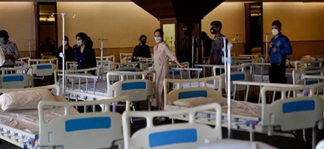 Covid-19: ICU Beds With Ventilators Not Available At Nearly 60 Hospitals In Delhi