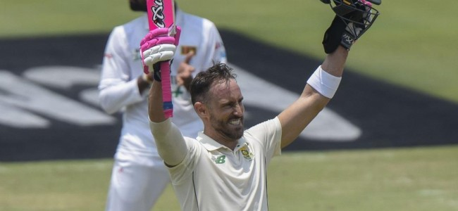 Du Plessis announces retirement from Test cricket, T20s become his priority