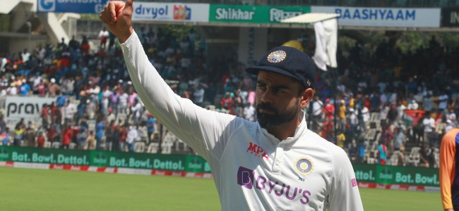 36 all-out in last pink-ball Test to not have any impact against England, says Virat Kohli