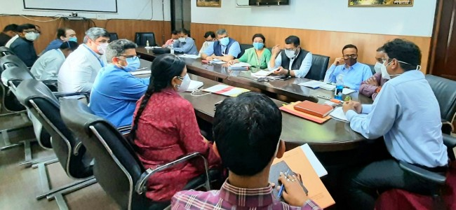 Designated Private hospitals to increase bed capacity for Covid patients: Div Com