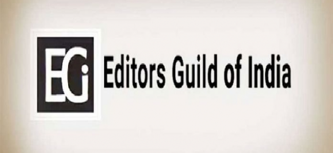 Editors Guild of India ask for withdrawal of advisory for reporting in Kashmir