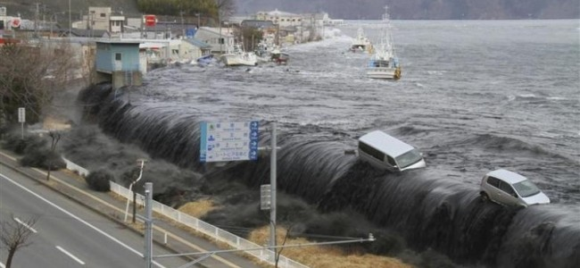 Huge quake of magnitude 8.2 on Alaska Peninsula triggers tsunami alert