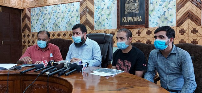 Active support of public, employees ensured defeat of Covid-19: DC Kupwara