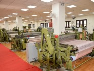 Lt Governor inaugurates Modernized & Upgraded Government Silk Weaving Factory Rajbagh