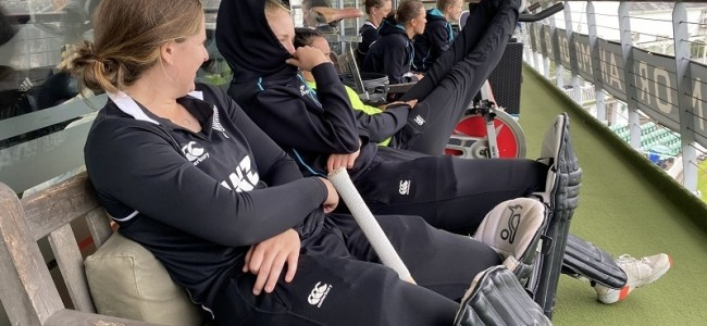 Security around NZ women's cricketers in Britain beefed up after 'threatening email'