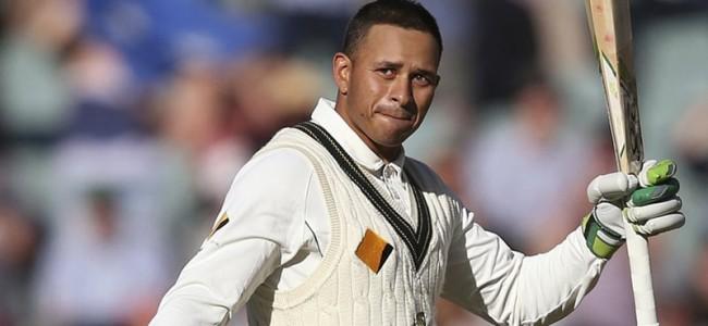 Easy to say no to Pakistan, says Australia's Usman Khawaja