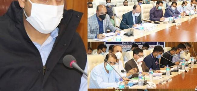 DC Sgr finalises Action Plan for implementation, monitoring of NCAP