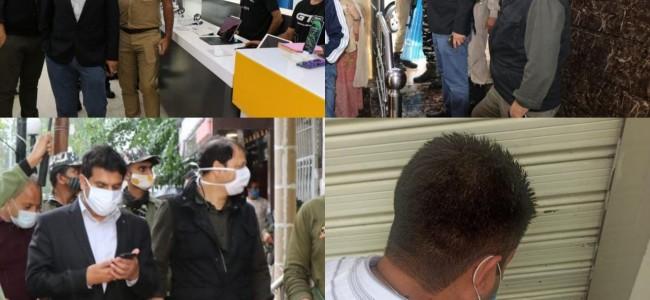 DC Srinagar conducts surprise inspections to check CAB enforcement