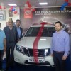 HK Nissan launch three new cars in Kashmir