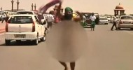 TN farmers strip outside Prime Minister Office