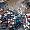 Traffic chaos increasing on highway