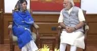 Modi to follow Vajpayee's policy: Mehbooba