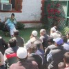 CM Meets deputations at her residence.