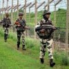 People lodged in relief camps:Border tension
