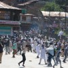 Six injured in fresh clashes at Shopian in South Kashmir
